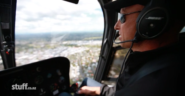 Helicorp aims for the sky