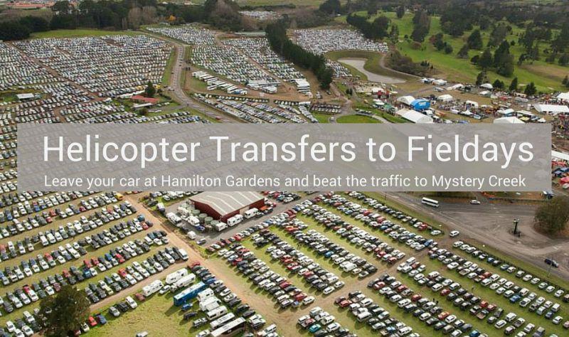 transfers to Fieldays