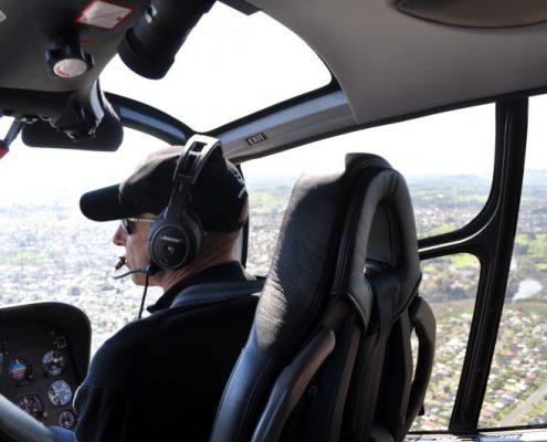 City Scenic Heli Flight